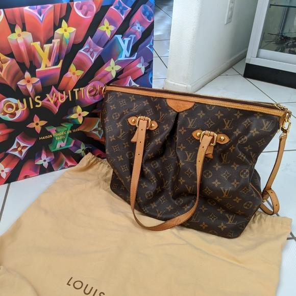 Louis Vuitton Monogram Palermo GM